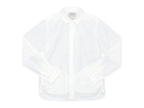 YAECA コンフォートシャツ スタンダード 〔メンズ〕 / YAECA チノパン ワイドテーパード 〔レディース〕