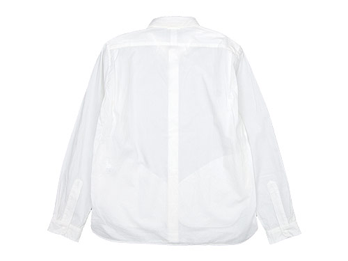 YAECA COMFORT SHIRT REGULAR COLLAR