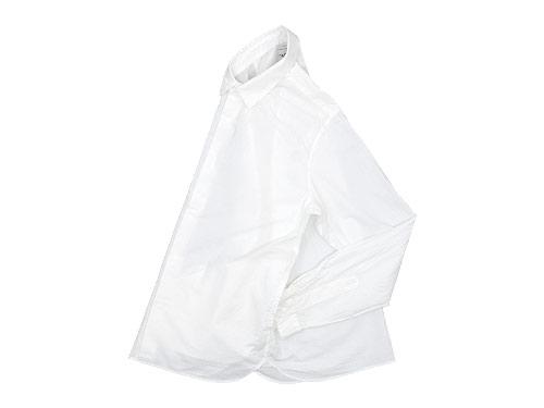YAECA コンフォートシャツ レギュラーカラー