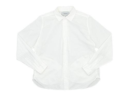 YAECA コンフォートシャツ / デニム スリムテーパード / コットンシルクソックス