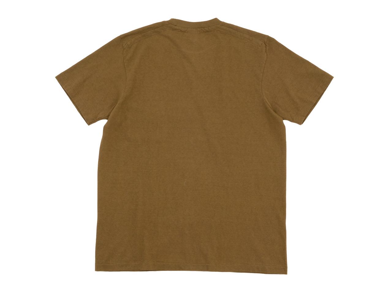 YAECA STOCK ポケットTシャツ