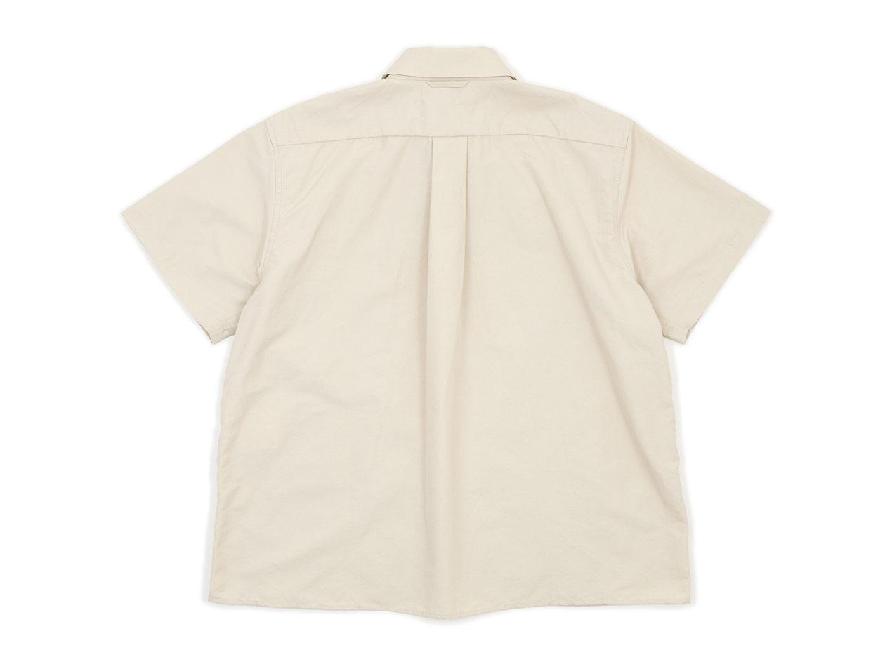 YAECA コンフォートシャツ 半袖