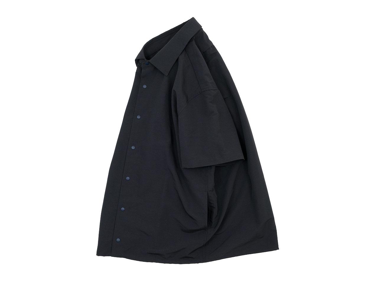 YAECA コンフォートシャツ 半袖 〔メンズ〕