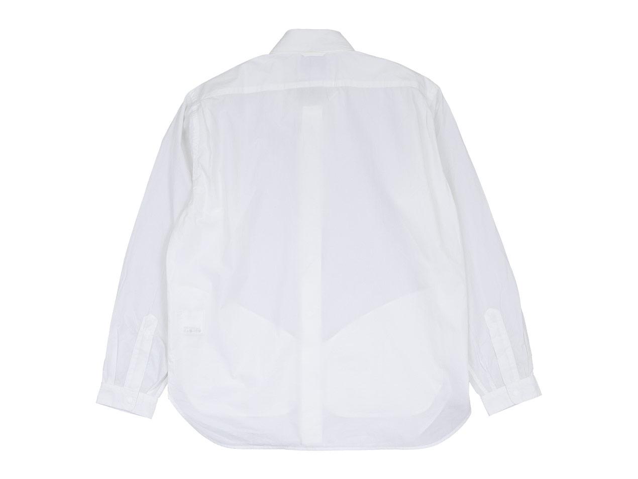 YAECA コンフォートシャツ リラックス ロング