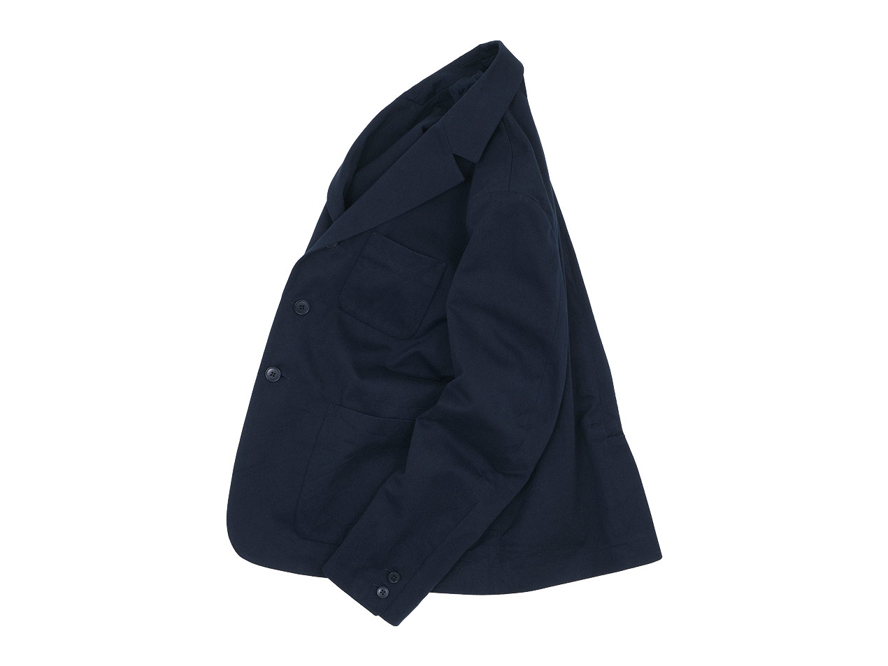YAECA チノ 3Bジャケット 〔メンズ〕