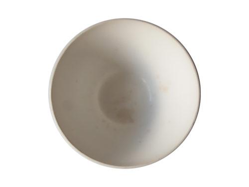 白いカフェオレボウル